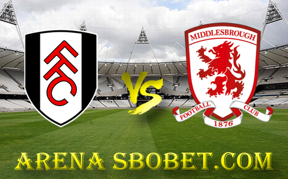 Prediksi Bola Fulham vs Middlesbrough