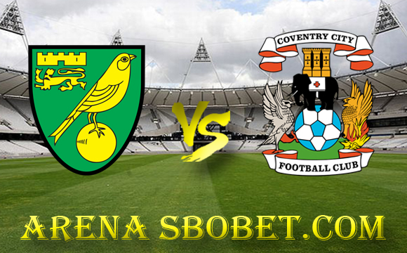 Prediksi Bola Norwich City vs Coventry City