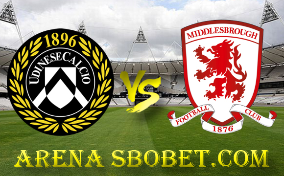 Prediksi Bola Udinese vs Middlesbrough
