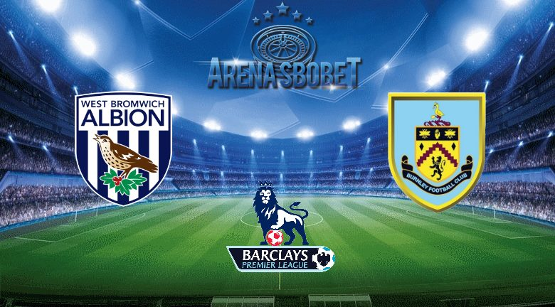 Prediksi Bola West Bromwich Albion vs Burnley